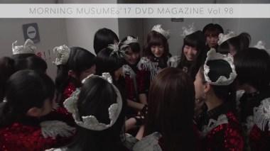 MORNING MUSUME。'17 DVD MAGAZINE Vol.98 CM_001