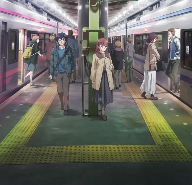 Imagen promocional para Just Because! #Anime