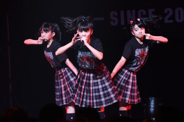 Sakura Gakuin – presentación de shuffle units TSUTAYA O-EAST (2017-10-09)
