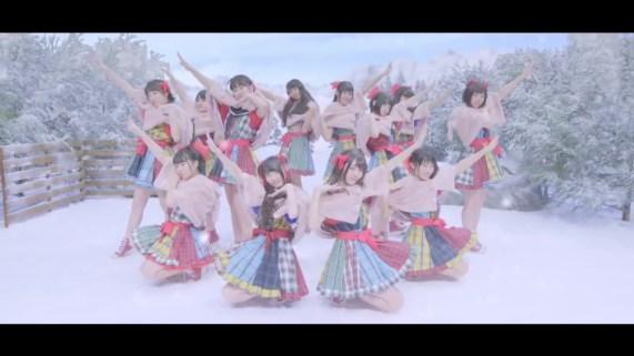 Niji no Conquistador - Futari no Spur (video musical)_054