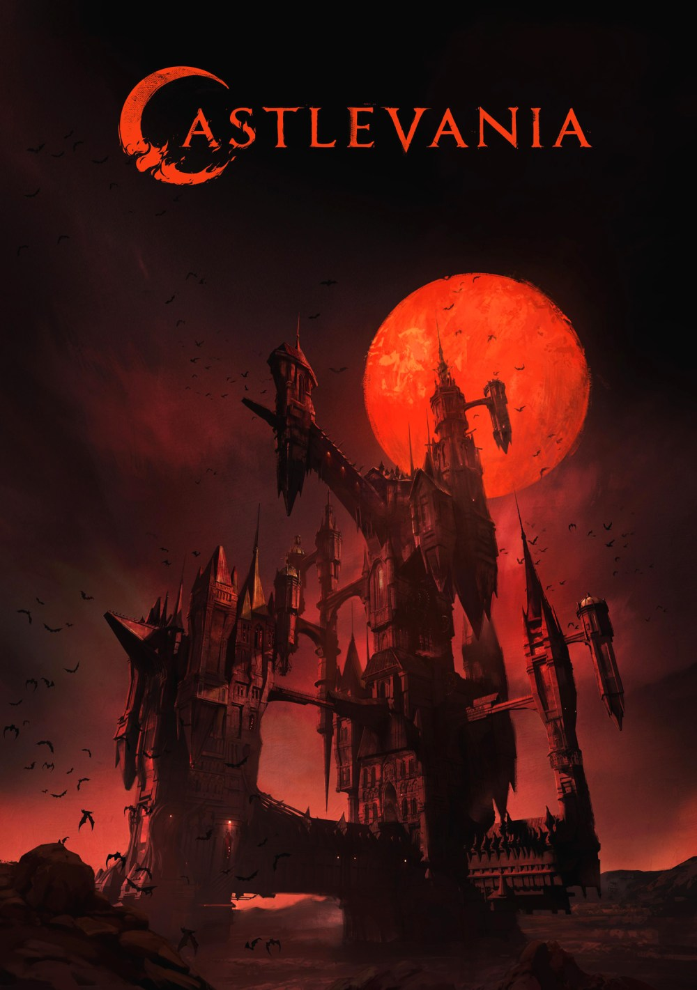 Segunda temporada de Castlevania en Netflix en verano