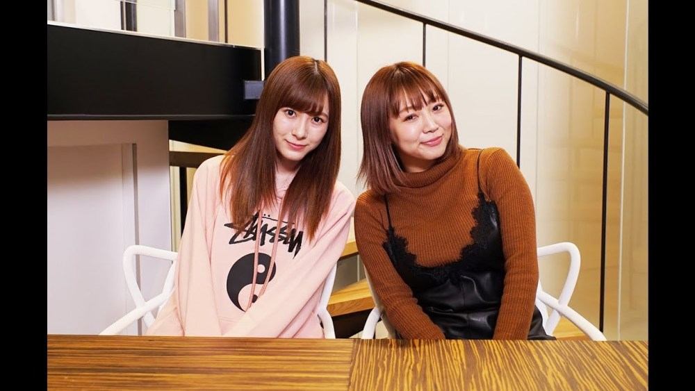 Upcoming Ep. 101 MC: Ikuta Erina y Hashimoto Aina - main visual