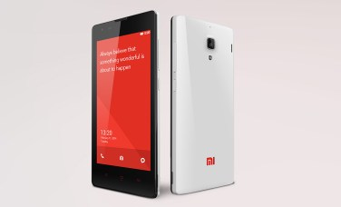 Xiaomi Redmi 1s Launched for Rs 5,999 at Flipkart from Sept 2