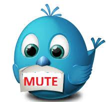 mute people on twitter