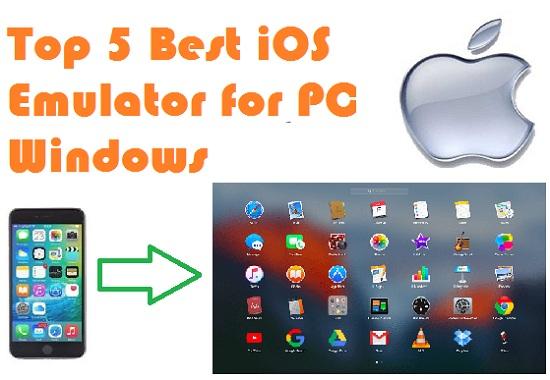 top 5 best iOS Emulator for PC windows