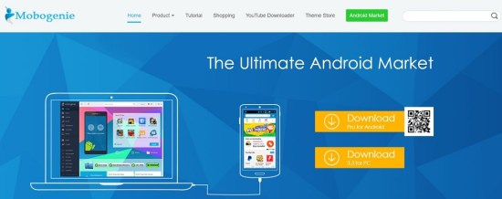 mobogenie the alternate mobile app market for android