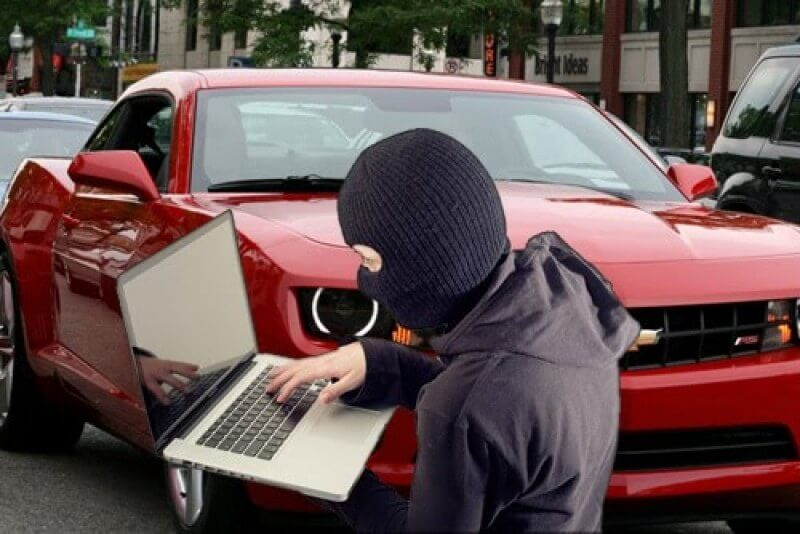 Not just computers, but your car also can get hacked