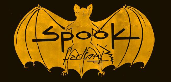 Spook Factory (naranja)