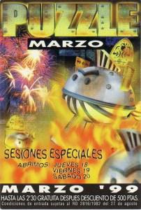 Puzzle - Marzo 1999