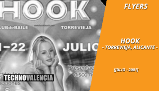 flyers_hook_torrevieja_alicante_julio_2001