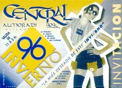Central Rock Invierno 96 2