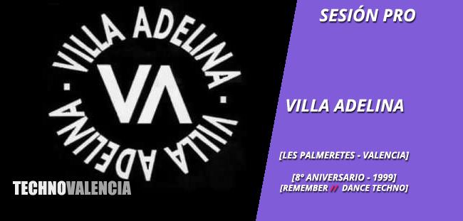 session_pro_villa_adelina_les_palmeretes_valencia_-_8º_aniversario_1999