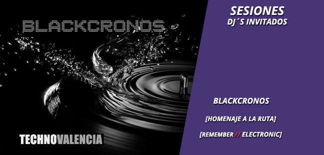 session_blackcronos_homenaje_a_la_ruta