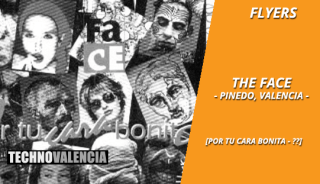 flyers_the_face_-_pinedo_por_tu_cara_bonita