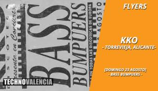 flyers_kko_-_torrevieja_alicante_domingo_23_agosto_bass_bumpuers