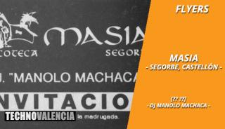 flyers_masia_-_segorbe_castellon_dj_manolo_machaca_verde