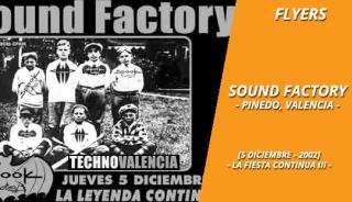 flyers_sound_factory_-_5_diciembre_2002_-_la_fiesta_continua_iii