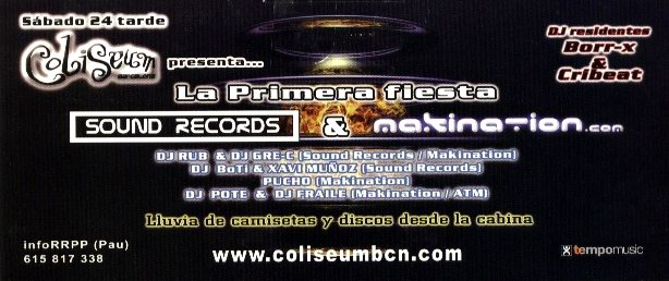 Coliseum-Fiesta-Makination