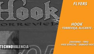 flyers_hook_torrevieja_alicante_pase_especial_sabados_noche_invierno_1995