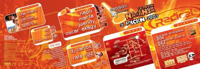Radical-Fiesta-Naranja-2003-Trasera