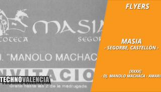 flyers_masia_-_segorbe_castellon_dj_manolo_machaca_amarillo