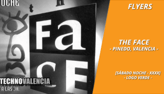 flyers_the_face_-_pinedo_xxxx_sabado_noche_logo_verde
