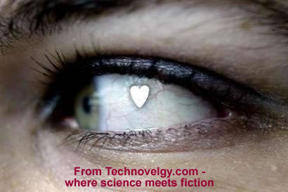Eyed Piercing (scleral)