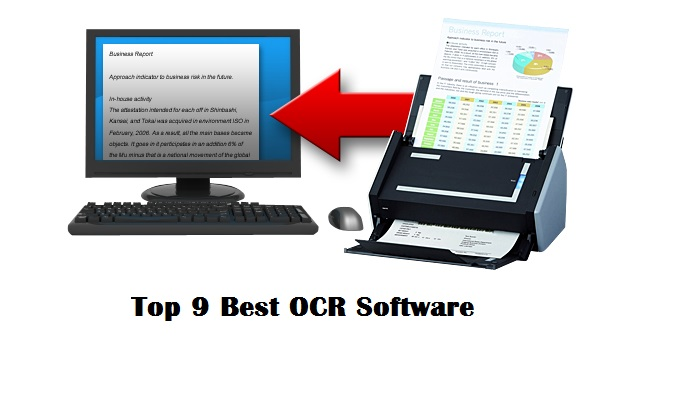 Top 9 Best Free OCR Software