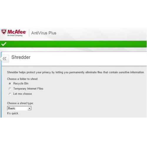 McAfee Antivirus Plus Review 2017: Good Overall Protection