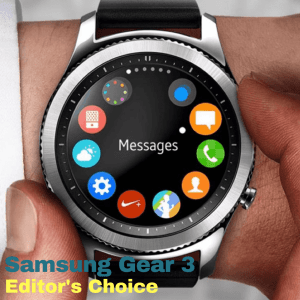 Samsung Gear 3 best Wear OS watches