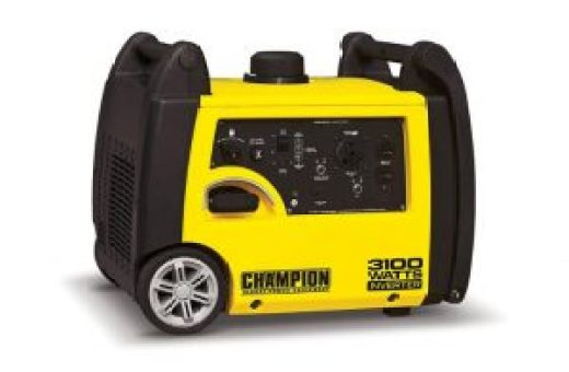 Champion 3100-Watt Portable Inverter Generator