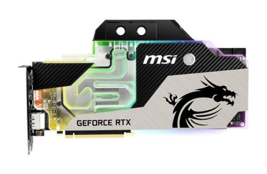 MSI Gaming GeForce RTX Graphics Card