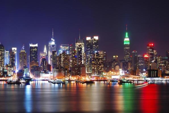newyork best tech city