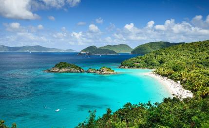 U.S virgin island