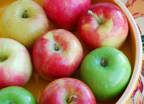 raw apple