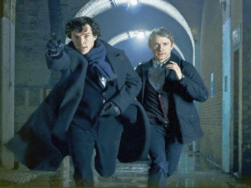 Top 5 Trending Shows On Netflix - Updated 2021 Sherlock