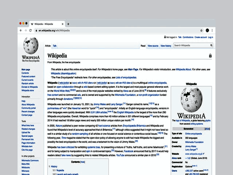 10 Easy Steps On How To Write Wikipedia Articles 22