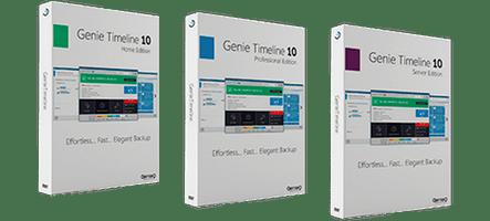 Genie Timeline Discount
