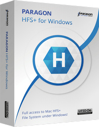 Paragon HFS Plus for Windows Discount