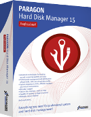 Paragon Hard Disk Manager 15 Professional Discount