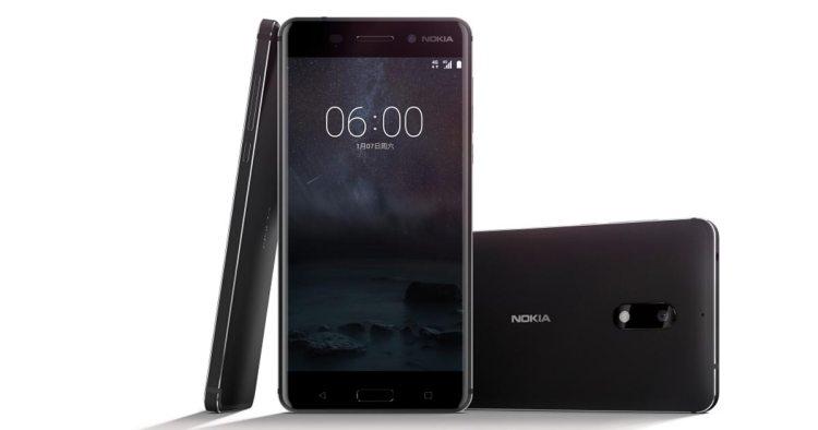 Nokia 6 droptest