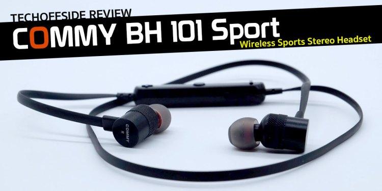 COMMY BH 101 Sport Bluetooth headset