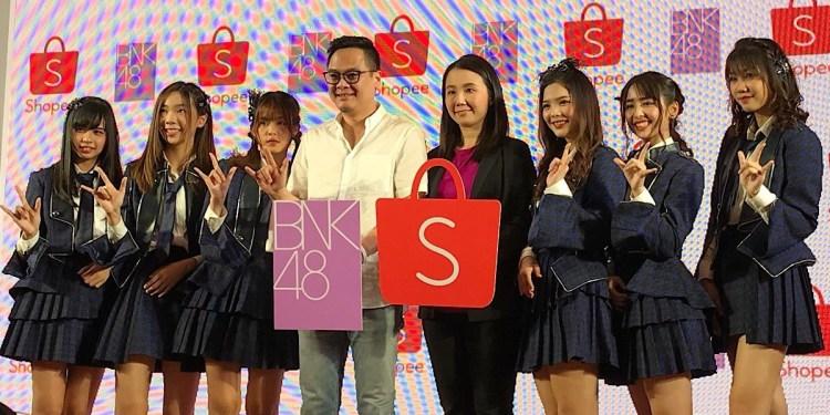 เปิดแล้ว BNK48 Official Shop บน Shopee ออนไลน์แพลทฟอร์มที่แรกแห่งเดียวในไทย