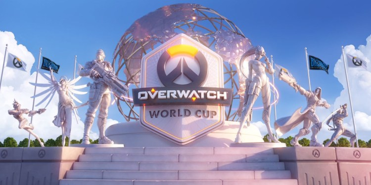 Overwatch World Cup 2018 Thailand Group Stage