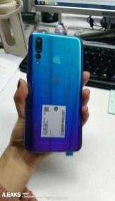 Huawei Nova 4 Leaks