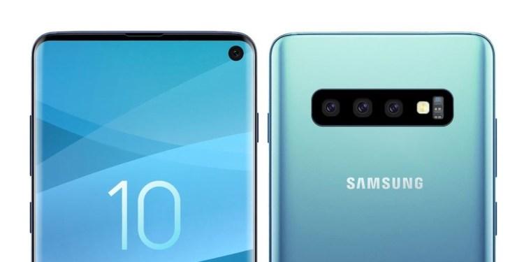 ข้อมูลหลุด ราคา Samsung Galaxy S10