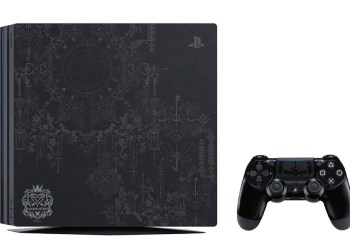 PS4 Pro KINGDOM HEARTS III Limited Edition