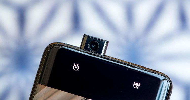 กล้องหน้า OnePlus 7 Pro Front Pop-up camera