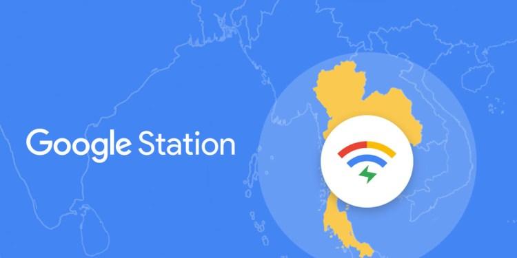 Google Station เน็ต Wi-Fi ฟรี ความเร็วสูง
