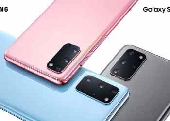 เปิดตัว Samsung Galaxy S20 และ S20+